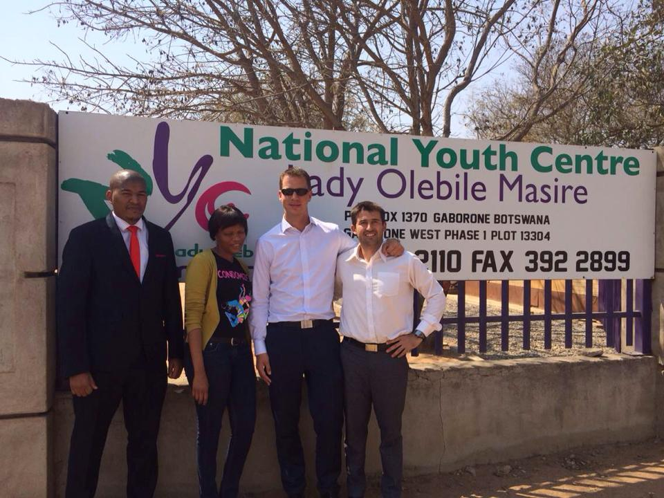 National Youth Centre in Botswana
