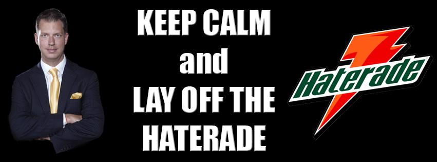 Haterade Blog